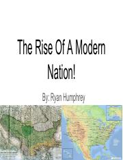 The Rise Of A Modern Nation....pdf