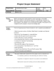 PM586_W2_Project Scope Statement Template