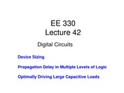 EE 330 Lect 42 Spring 2011