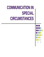 LP9-communication in special circumstances.1351021890