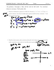 Math 267 Exam 1- Sample.pdf