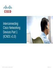 3. Interconnecting Cisco Networking Devices.pps
