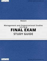 3311 exam review
