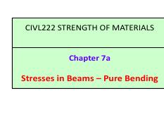 Chap7a-Stresses in Beams
