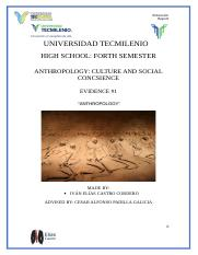 Evidence #1 Anthropology.doc