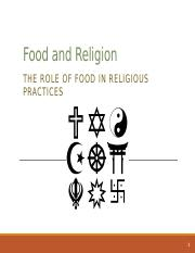 3 - Food and Religion.pptx