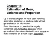 ch14estimationofmean,varianceandproportion.studentview