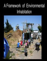 A Framework of the Environmental Inhabitation .pdf
