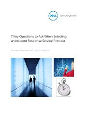 7 Key Questions to Ask When Selecting an Incident Response Service Provider (1)