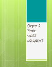 ch19 Working Capital Management.pdf