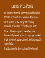 PP Latinos in CA.ppt