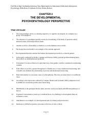 Test-Bank-bank-for-Abnormal-Child-And-Adolescent-Psychology-With-Dsm-V-Updates-8-E-by-Wicks-Nelson.d