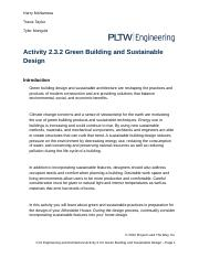 2.3.2.A GreenBuildingSustainableDesign