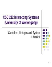 CSC1212 Topic 5a - Compilers and Makefiles.ppt