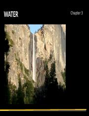 03S Water and Life.ppt