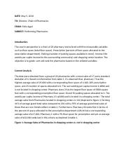 Intro Case Pharmacy Sales word analysis final_felix_agyei.docx