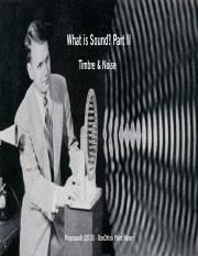 What-Is-Sound-Part-II