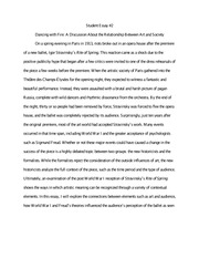 sample contritbution essay #2