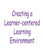 handout Learner-centered Educationt.pdf