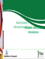 Excel Lesson 01.pptx