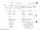 rational expressions and graphing transformation