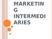 M.Com Marketing Intermediaries.pptx