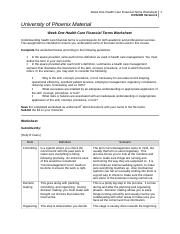 Cains_Week_One_Health_Care_Financial_Terms_Worksheet.doc