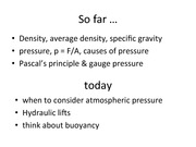lecture04-pressure differences