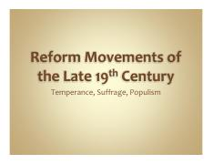 a history of the reform of judaism in the 19th century Leaders of reform judaism in the united states have often celebrated their movement's role in the innovation connected with women's status most explicitly identified with the nineteenth-century reform essays on american jewish history in honor of moses rischin, edited by.