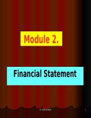 FA 2.2-Financial Statement.ppt