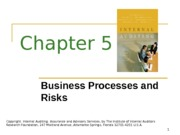 ACCT 632 Chapter 5 PowerPoint Slides
