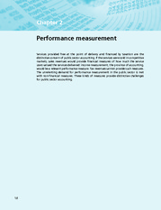 Chapter 2  Performance Measurement