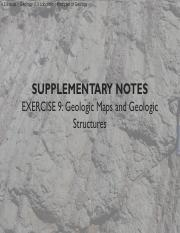 Exercise 9_Geologic Map and Structures.pdf