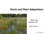 2015-Plant Adaptations-LEARN