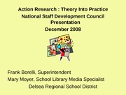 NSDC ACTION RESEARCH