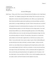 Annotated Bibliography - The Roaring Twenties.docx