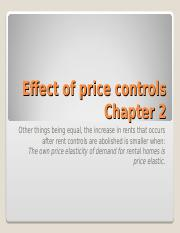2 Chapter+2+Effect+of+price+controls