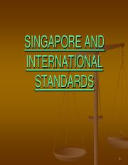 (11) Singapore and International Standards.pdf