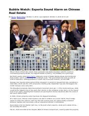 Bubble Watch_ Experts Sound Alarm on Chinese Real Estate.pdf