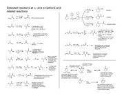 alpha_and_beta_carbon_reactions