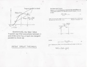 2007-10-26 MVT and Indefinite Integrals