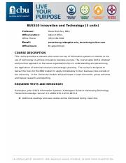 BUS510 SU16 Innovation and Technology Final - Bretches(1) (3).doc