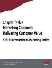 Chapter 12 - Marketing Channels.pptx