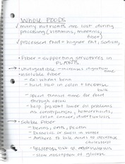 Whole Foods Notes