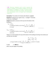 MECH 233 Spring 2014 Tutorial 1 Solutions