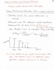 Lecture 09_Identifying crystal structure