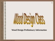 Wood Design Class Lecture 3 Rev 1 (1)