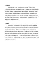Introduction and conclusion for Louisa alcott research paper.docx
