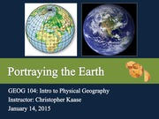 02 - Portraying the Earth