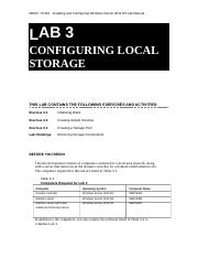 Lab 03 - Configuring Local Storage.docx